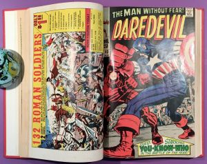 Daredevil-41-50-Bound-300x238 Bound Comics Market Update: Prices Trend to FN 6.0