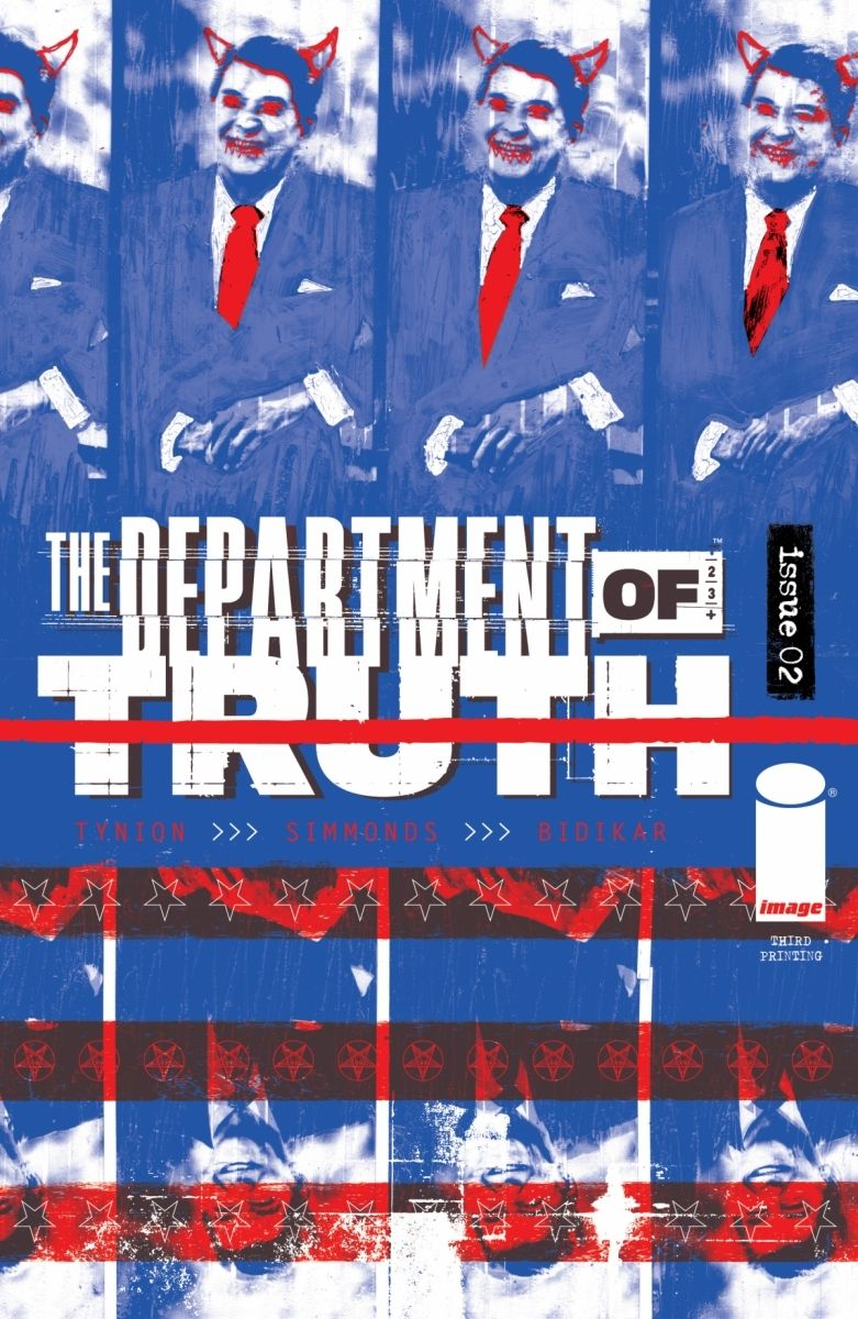 DepartmentofTruth-02-3rd_c6815a0147f8285e3b5042ebb3626151 THE DEPARTMENT OF TRUTH initiates another triple sell-out
