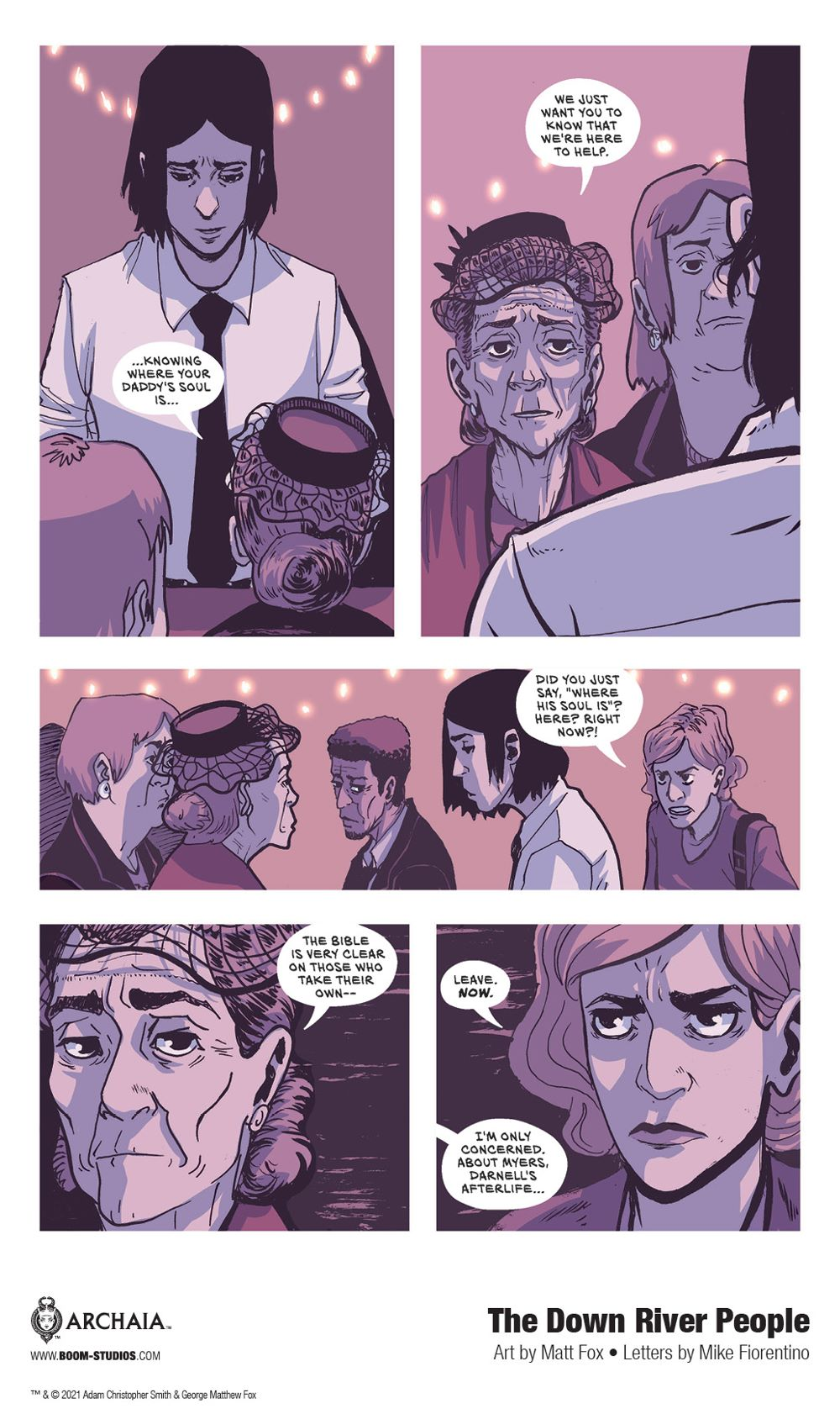 DownRiverPeople_SC_InteriorArt_011_PROMO Second Look at BOOM! Studios' THE DOWN RIVER PEOPLE GN