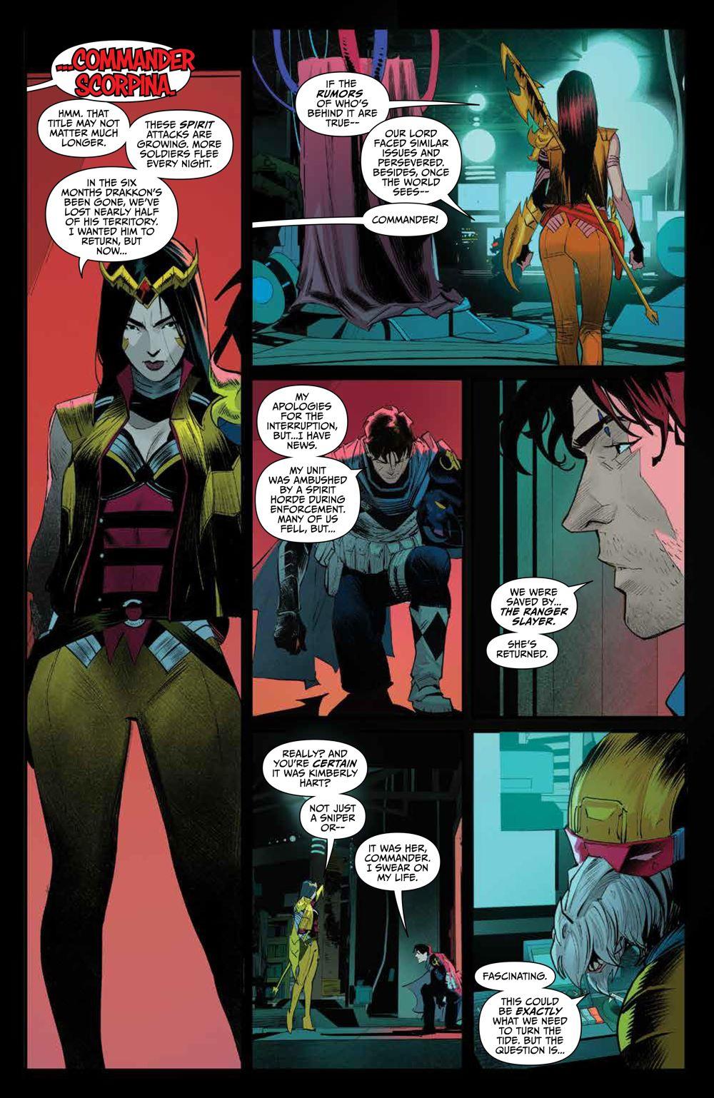 DrakkonNewDawn_SC_PRESS_14 ComicList Previews: POWER RANGERS DRAKKON NEW DAWN TP