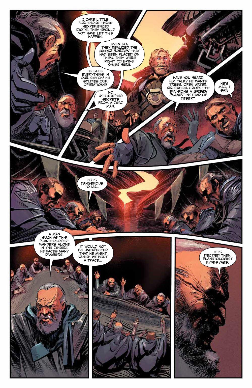 Dune_HouseAtreides_005_PRESS_4 ComicList Previews: DUNE HOUSE ATREIDES #5 (OF 12)
