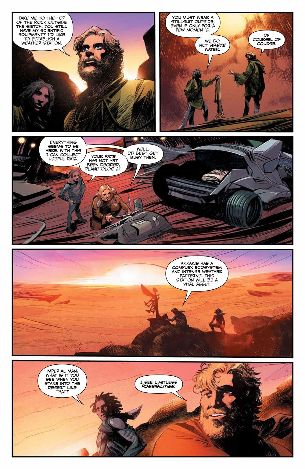 Dune_HouseAtreides_005_PRESS_6 ComicList Previews: DUNE HOUSE ATREIDES #5 (OF 12)