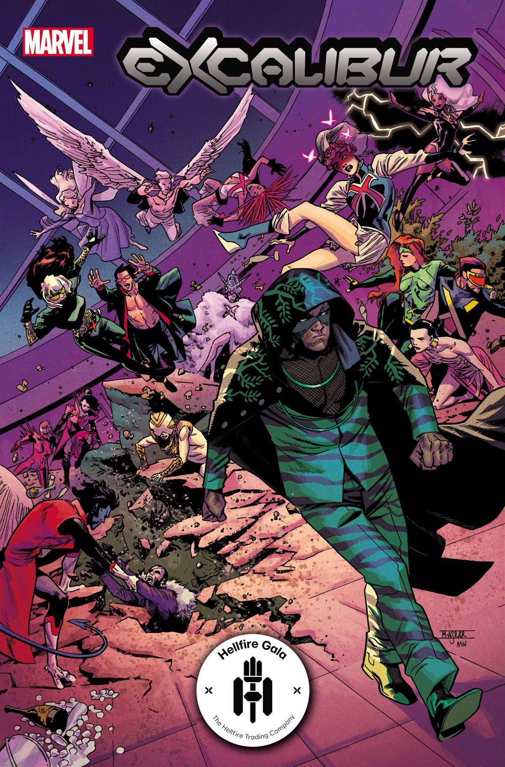 EXCAL2019021_cov Marvel Comics June 2021 Solicitations