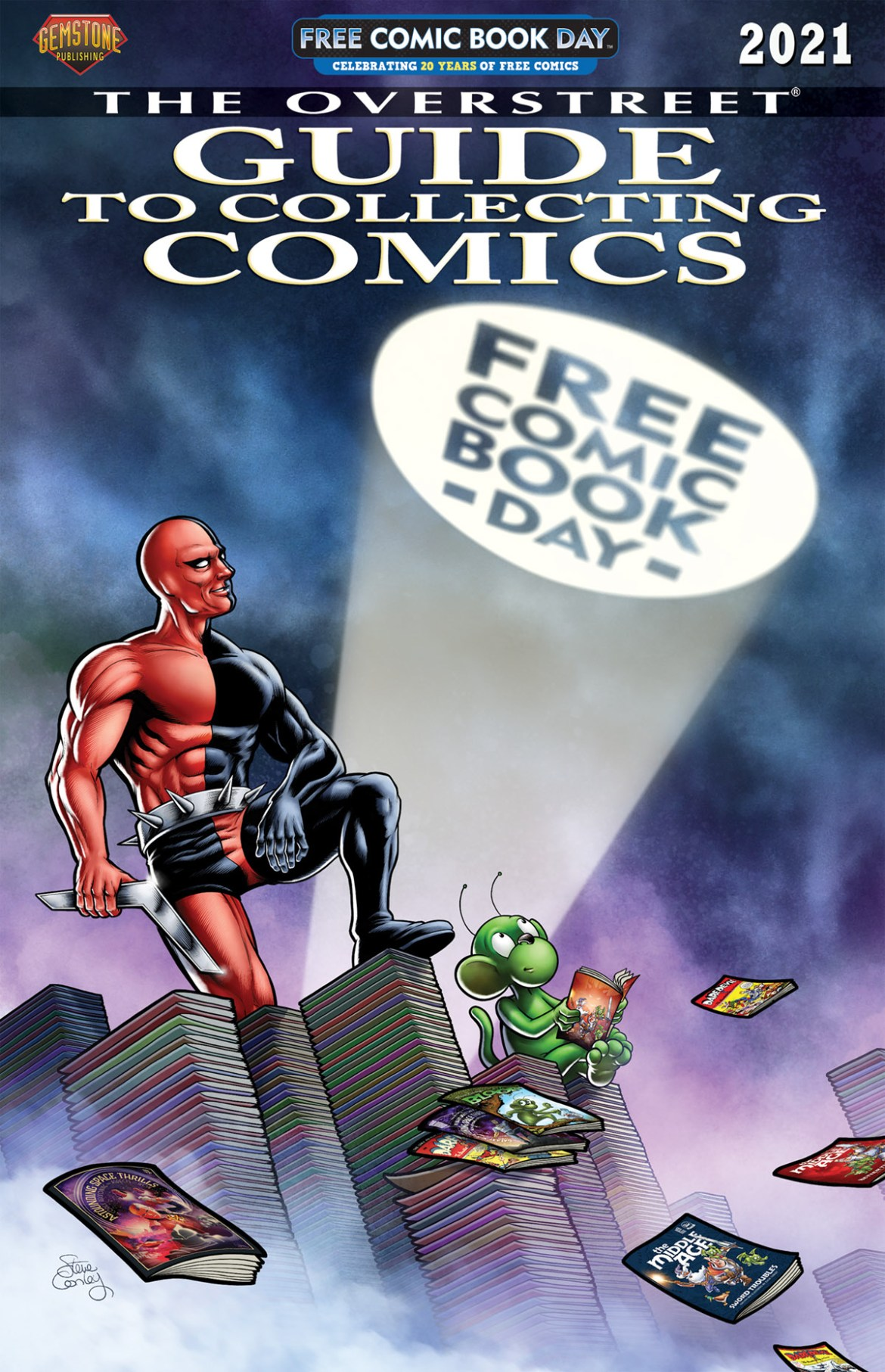 FCBD21_SILVER_Gemstone_Overst-Guide-Coll-Comics Complete Free Comic Book Day 2021 comic book line-up announced
