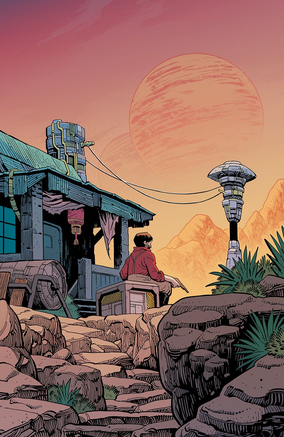 Firefly_027_Cover_D_Variant ComicList Previews: FIREFLY #27