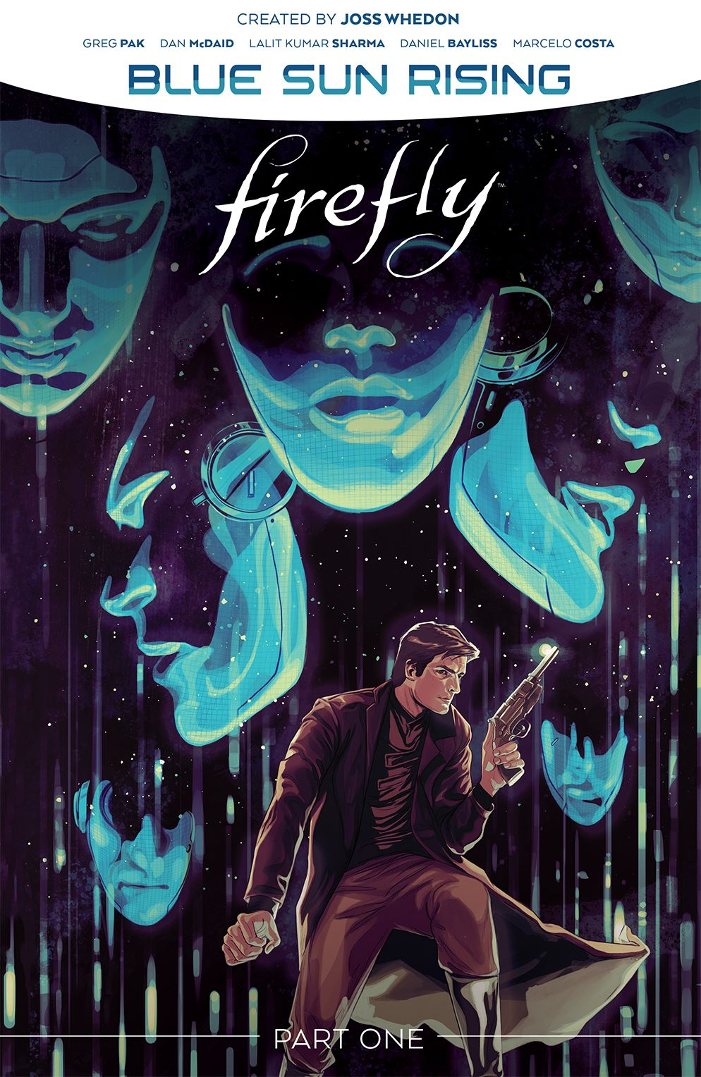 Firefly_BlueSunRising_v1_HC_Cover ComicList: BOOM! Studios New Releases for 03/31/2021