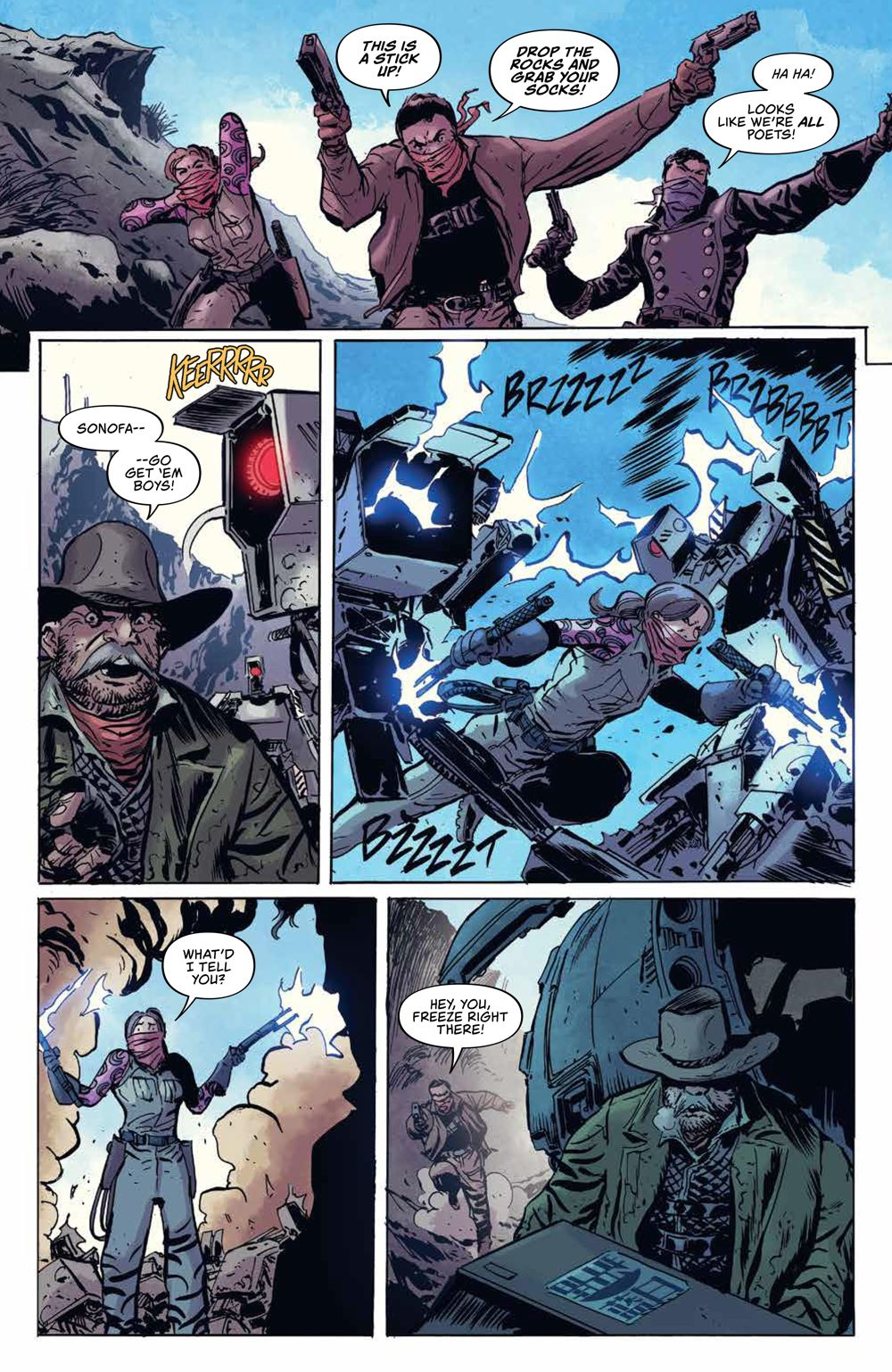 Firefly_BlueSunRising_v1_HC_PRESS_12 ComicList Previews: FIREFLY BLUE SUN RISING VOLUME 1 HC