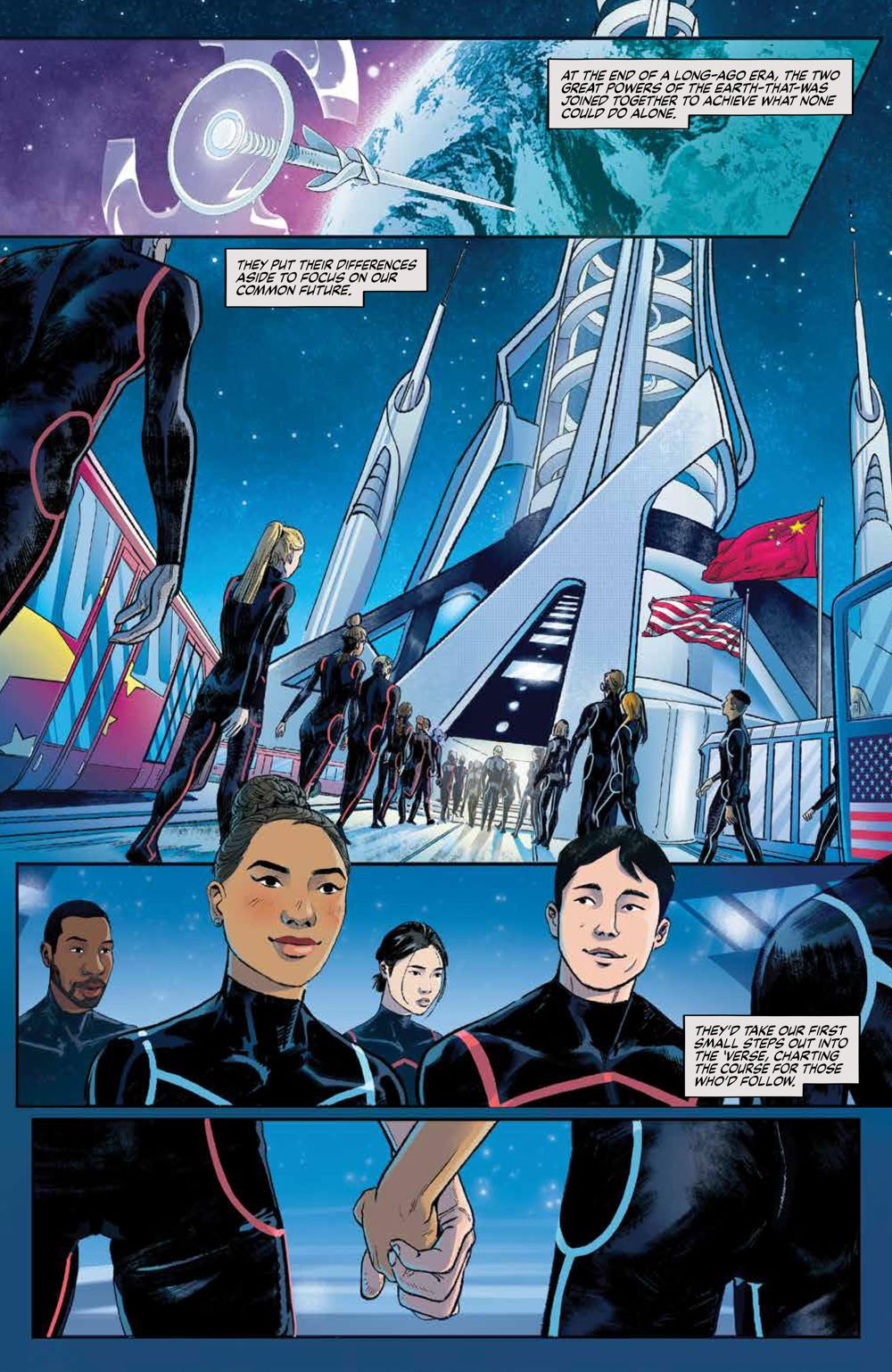 Firefly_BrandNewVerse_001_PRESS_3 ComicList Previews: FIREFLY BRAND NEW 'VERSE #1