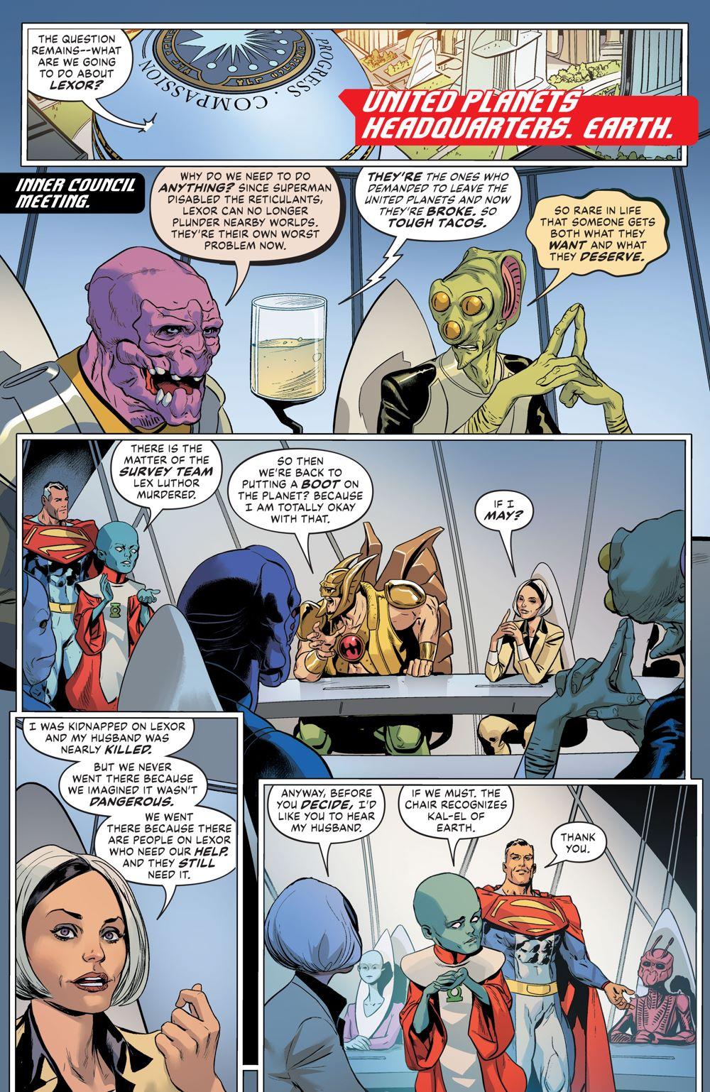 Future-State-Superman-vs-Imperious-Lex-3-2_605d4388a73d43.12775923 ComicList Previews: FUTURE STATE SUPERMAN VS IMPERIOUS LEX #3 (OF 3)