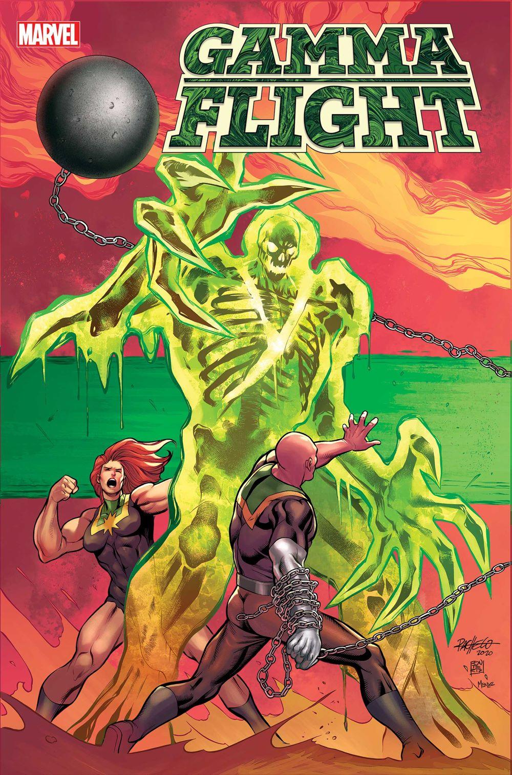 GAMMAFLIGHT2021001_conn_var Marvel Comics June 2021 Solicitations