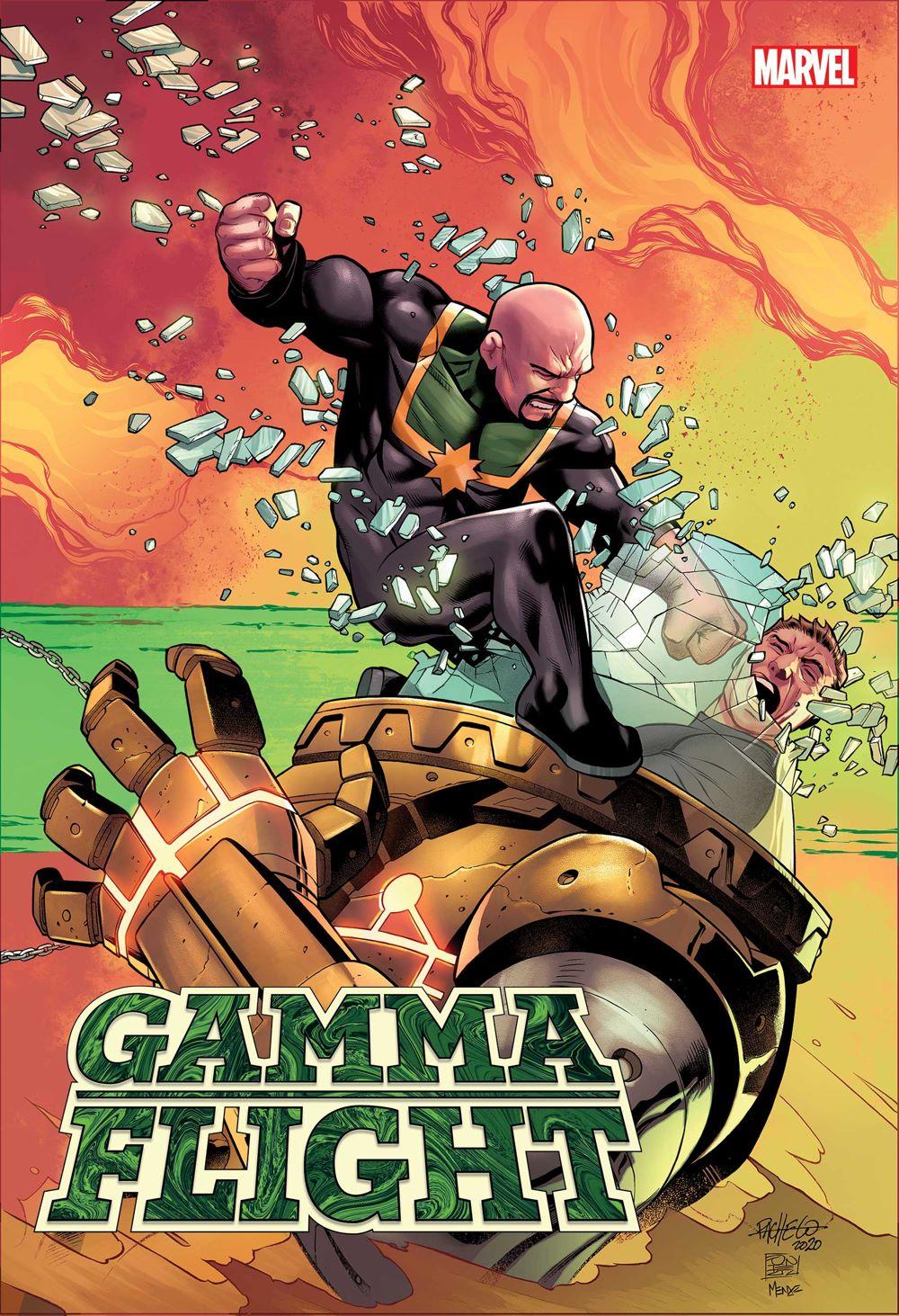 GAMMAFLIGHT2021002_conn_var Marvel Comics June 2021 Solicitations