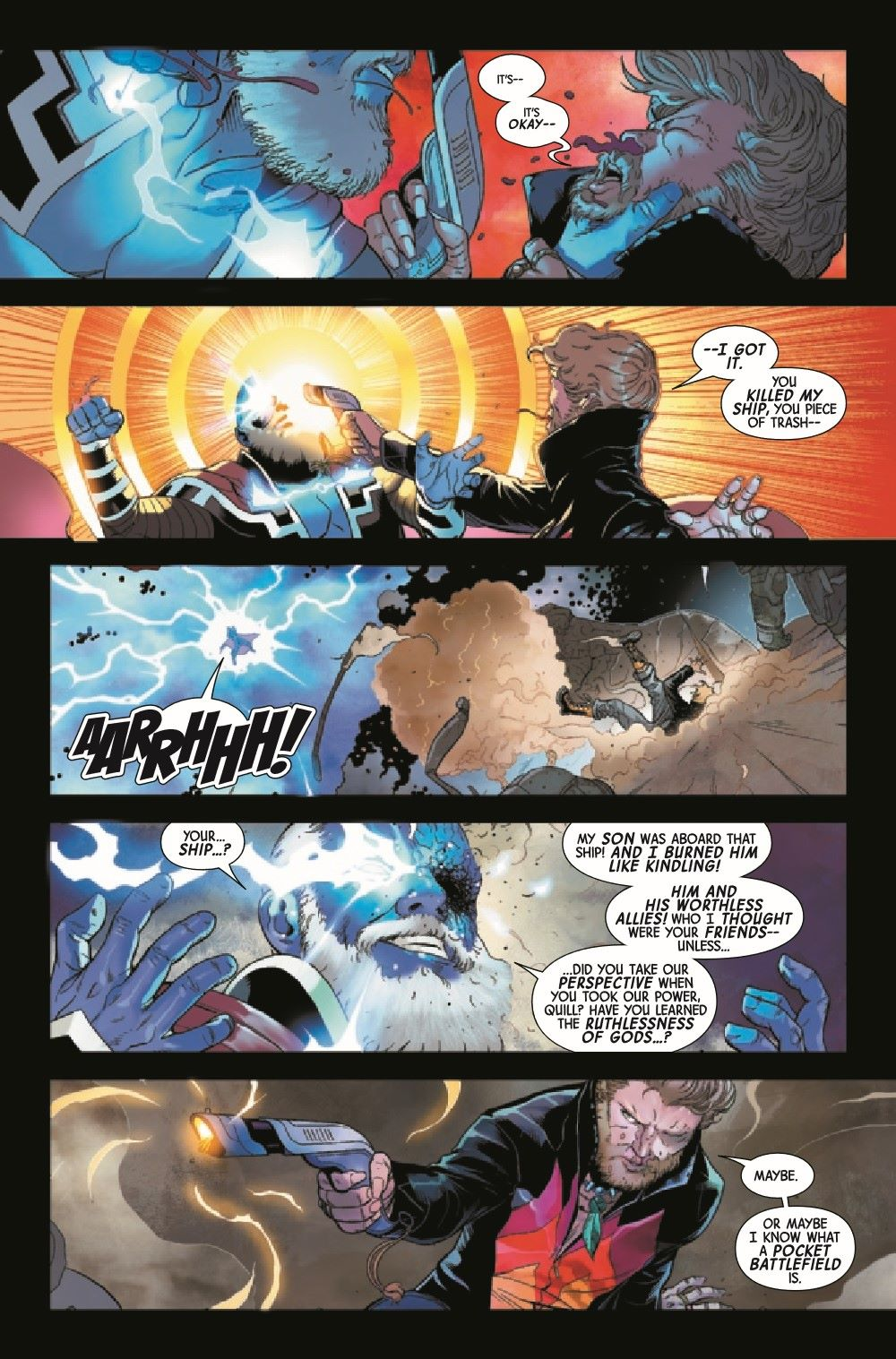 GARGAL2020012_Preview-4 ComicList Previews: GUARDIANS OF THE GALAXY #12