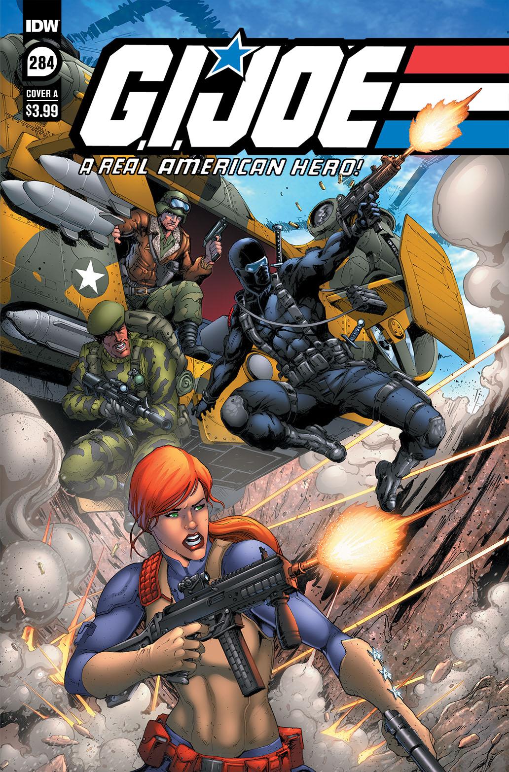 GIJoeRAH284-coverA-copy IDW Publishing June 2021 Solicitations