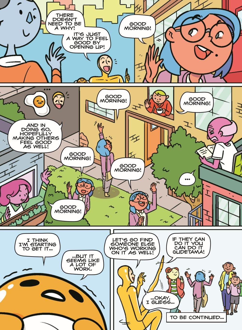 GUDETAMA-V4-MARKETING-08 ComicList Previews: GUDETAMA MINDFULNESS FOR THE LAZY HC