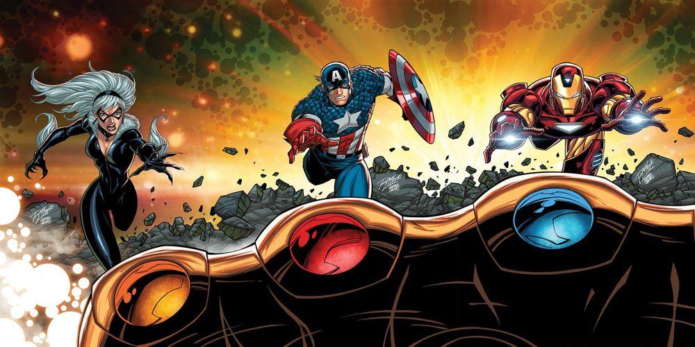 INFINITE_CONNECTING_VAR_LIM Marvel Comics June 2021 Solicitations