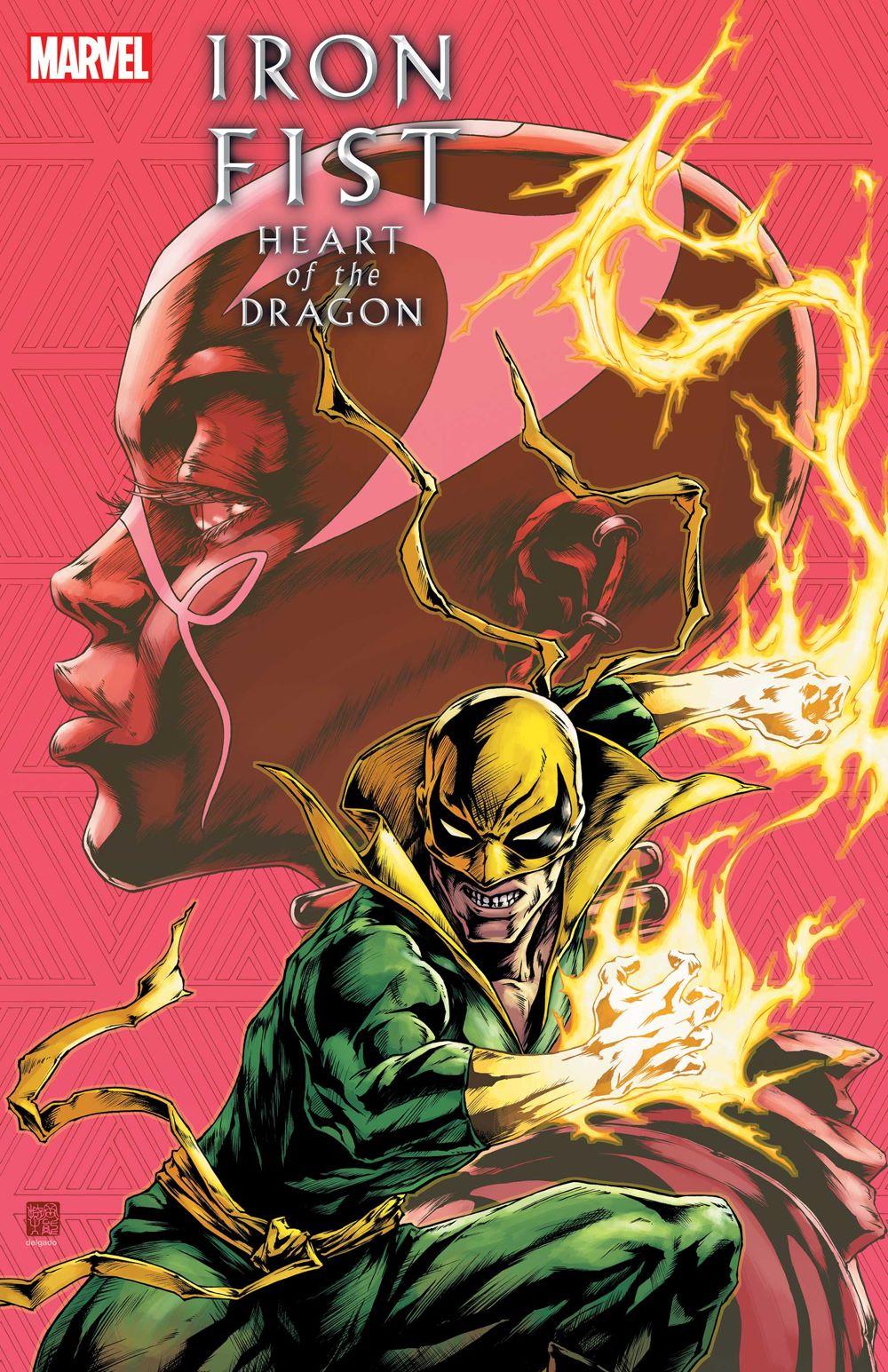 IRONFISTHOD2021006_Okazaki_Var Marvel Comics June 2021 Solicitations