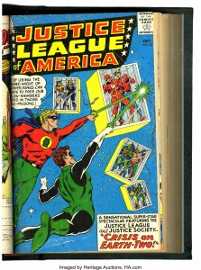 Justice-League-of-America-21-40-Bound-223x300 Bound Comics Market Update: Prices Trend to FN 6.0