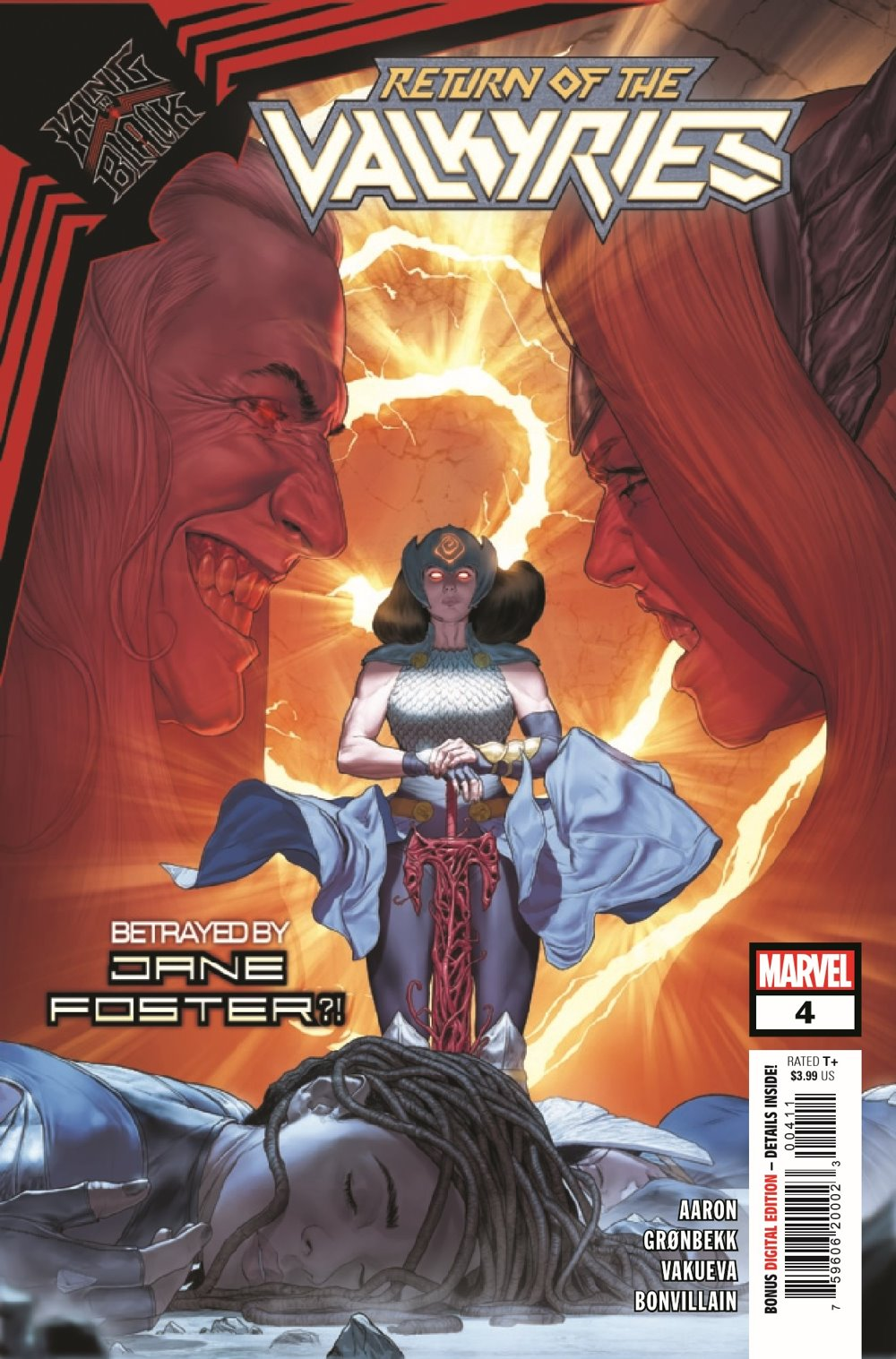KIBVALKYRIESRET2021004_Preview-1 ComicList Previews: KING IN BLACK RETURN OF THE VALKYRIES #4 (OF 4)
