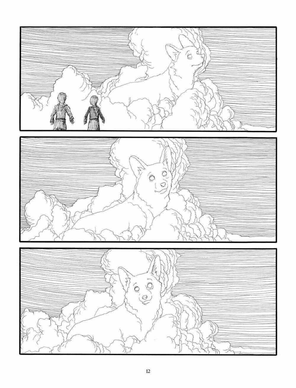 Korgi-Book-05_pr-6 ComicList Previews: KORGI VOLUME 5 END OF SEASONS GN