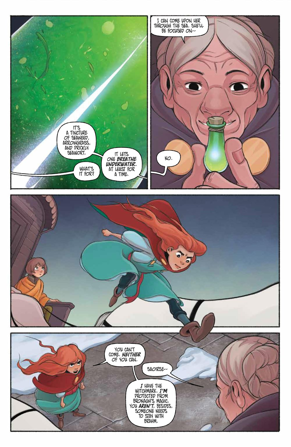 LastWitch_003_PRESS_5 ComicList Previews: THE LAST WITCH #3 (OF 5)