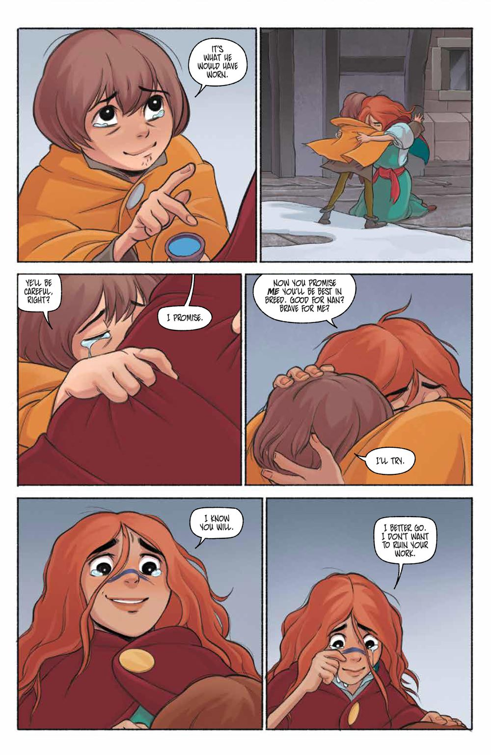 LastWitch_003_PRESS_7 ComicList Previews: THE LAST WITCH #3 (OF 5)