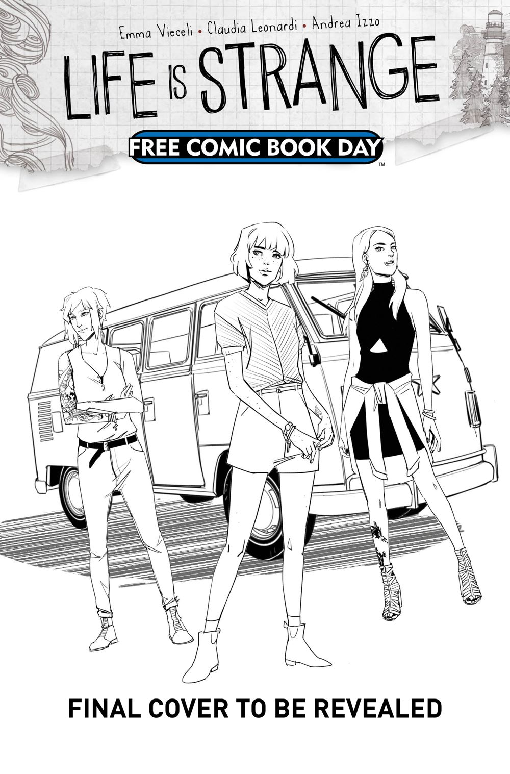 LiS-FCBD-Holding-Cover Titan Comics June 2021 Solicitations