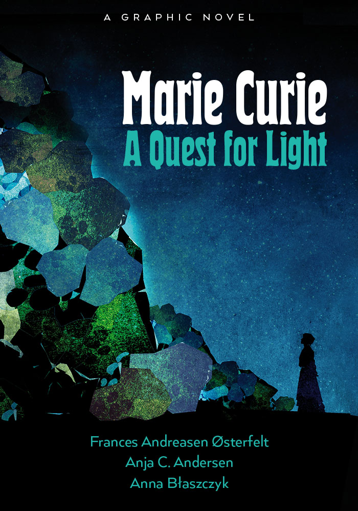 MARIE-CURIE_Cover_FPO_PRH-copy IDW Publishing June 2021 Solicitations