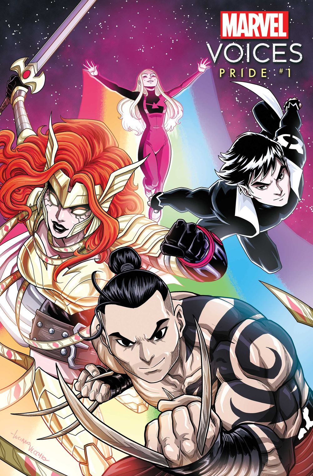MARVOICESPRIDE2021001_cvr-2 Marvel to celebrate Pride Month with MARVEL'S VOICES: PRIDE #1