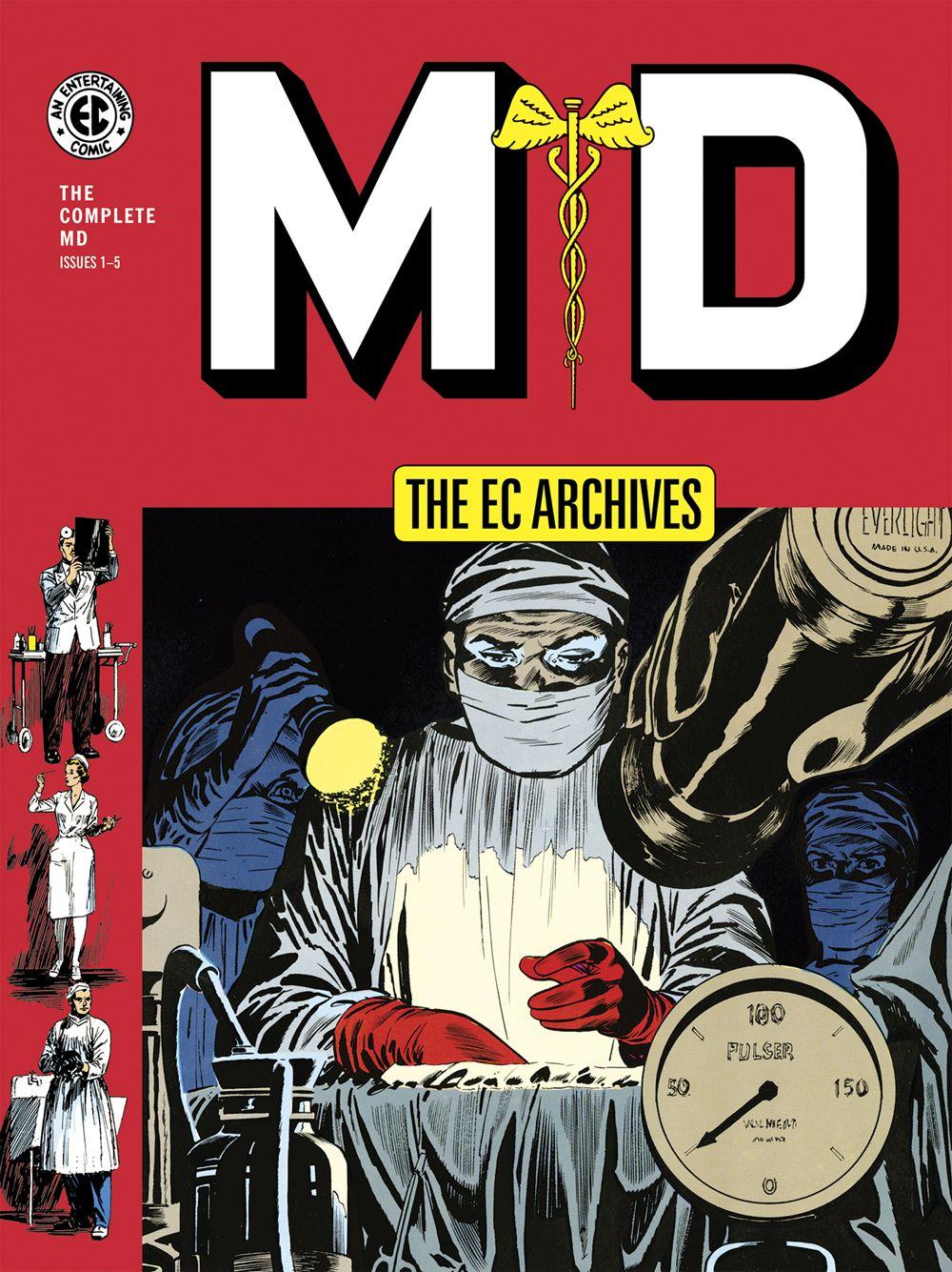 MD-CVR-4x6-SOL Dark Horse Comics June 2021 Solicitations