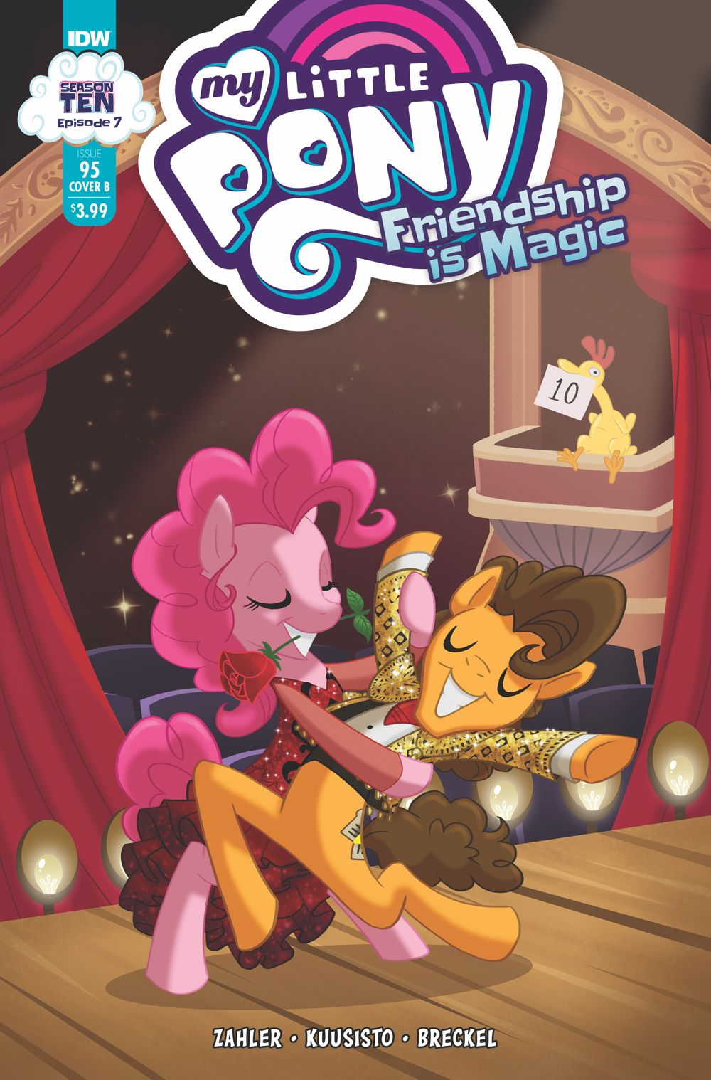 MLP95_07-coverB ComicList: IDW Publishing New Releases for 03/17/2021