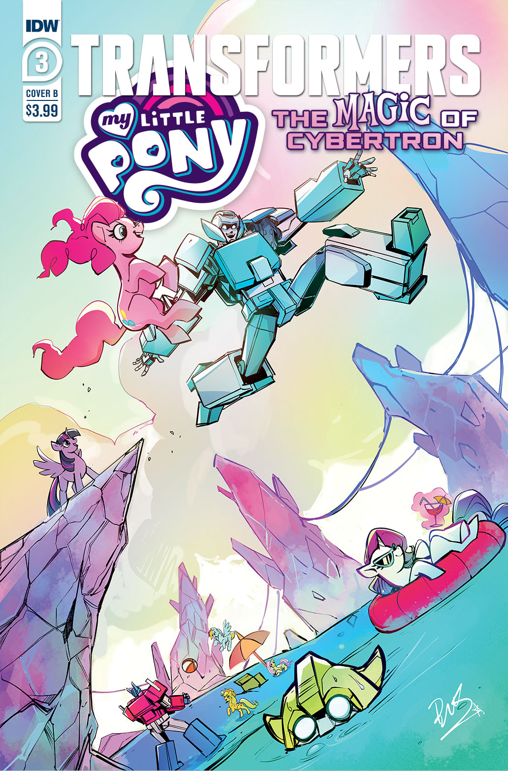 MLP_TF03-coverB-copy IDW Publishing June 2021 Solicitations