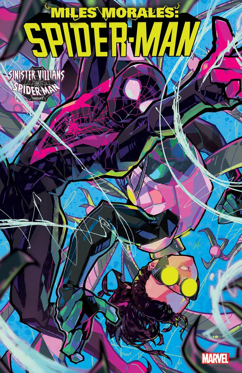 MMSM2018027_SM_Villains_Variant Spider-Man's villains conquer variant covers this June
