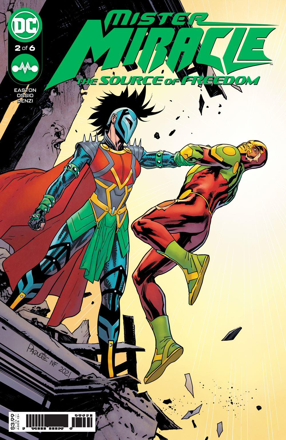MMTSOF_Cv2 DC Comics June 2021 Solicitations