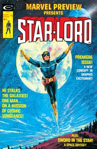 Marvel-Preview-195x300 Is the First Appearance of Star-Lord Undervalued?