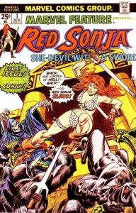 Marvel_Feature_Vol_2_1-192x300 Frank Thorne: Red Sonja Artist Passes Away