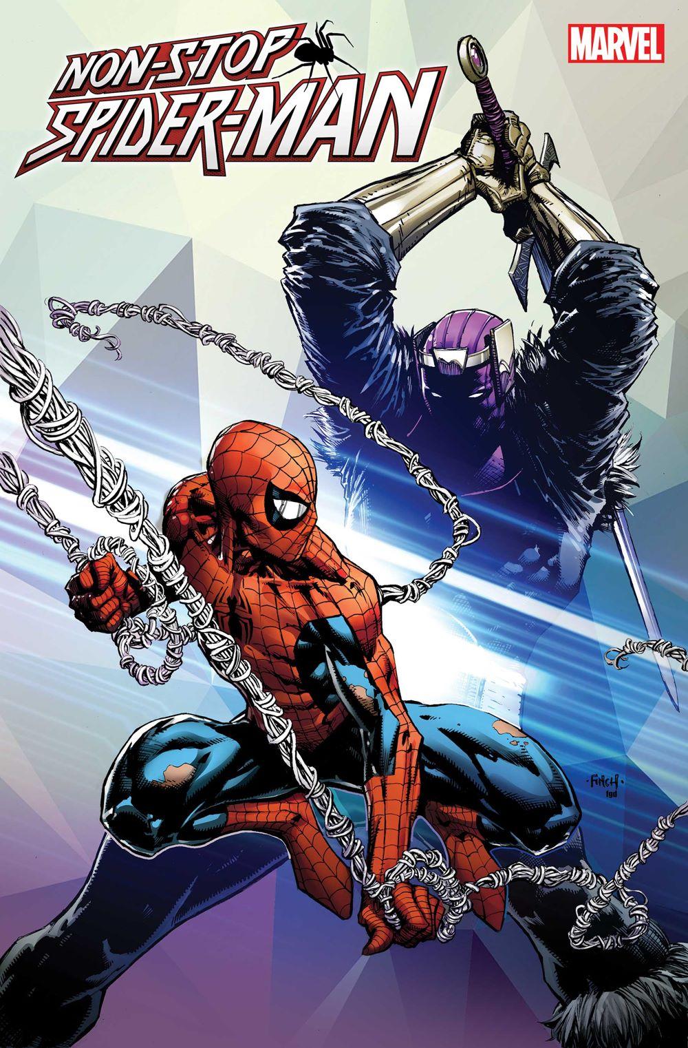 NONSTOPSM2021004cov Marvel Comics June 2021 Solicitations