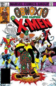Obnoxio-the-Clown-1-195x300 Trends and Oddballs: Darkseid and Obnoxio the Clown