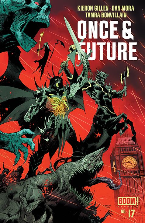 OnceFuture_017_Cover_A_Main_LOW ComicList Previews: ONCE AND FUTURE #17
