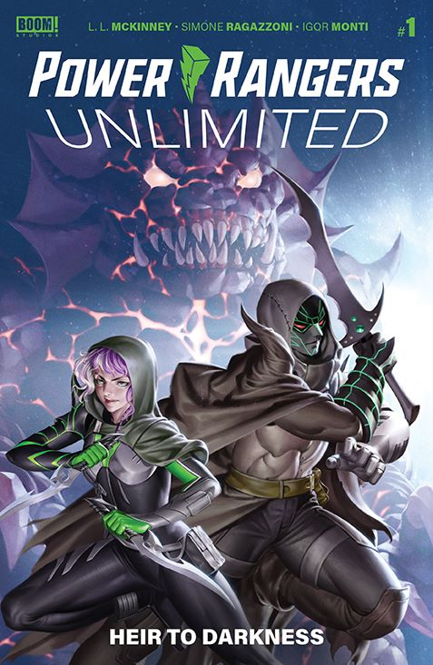 PR_Unlimited_HeirDarkness_001_Cover_B_Connecting ComicList Previews: POWER RANGERS UNLIMITED HEIR TO THE DARKNESS #1