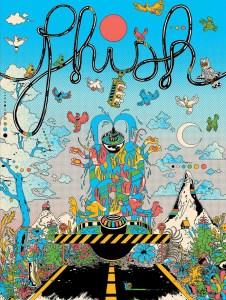 Phishsspups1-1-226x300 Phish Song Series Posters pt 1
