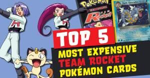 Poke-300x157 Top 5 Most Expensive Team Rocket Unlimited Pokémon Cards