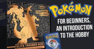 Pokemon-300x157 Pokémon For Beginners, an Introduction to the Hobby