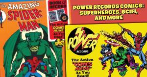 Power-REcords-Comics-300x157 Power Records Comics: Superheroes, SciFi, and More