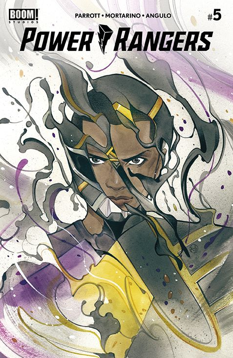 PowerRangers_005_Cover_F_Variant ComicList: BOOM! Studios New Releases for 03/24/2021