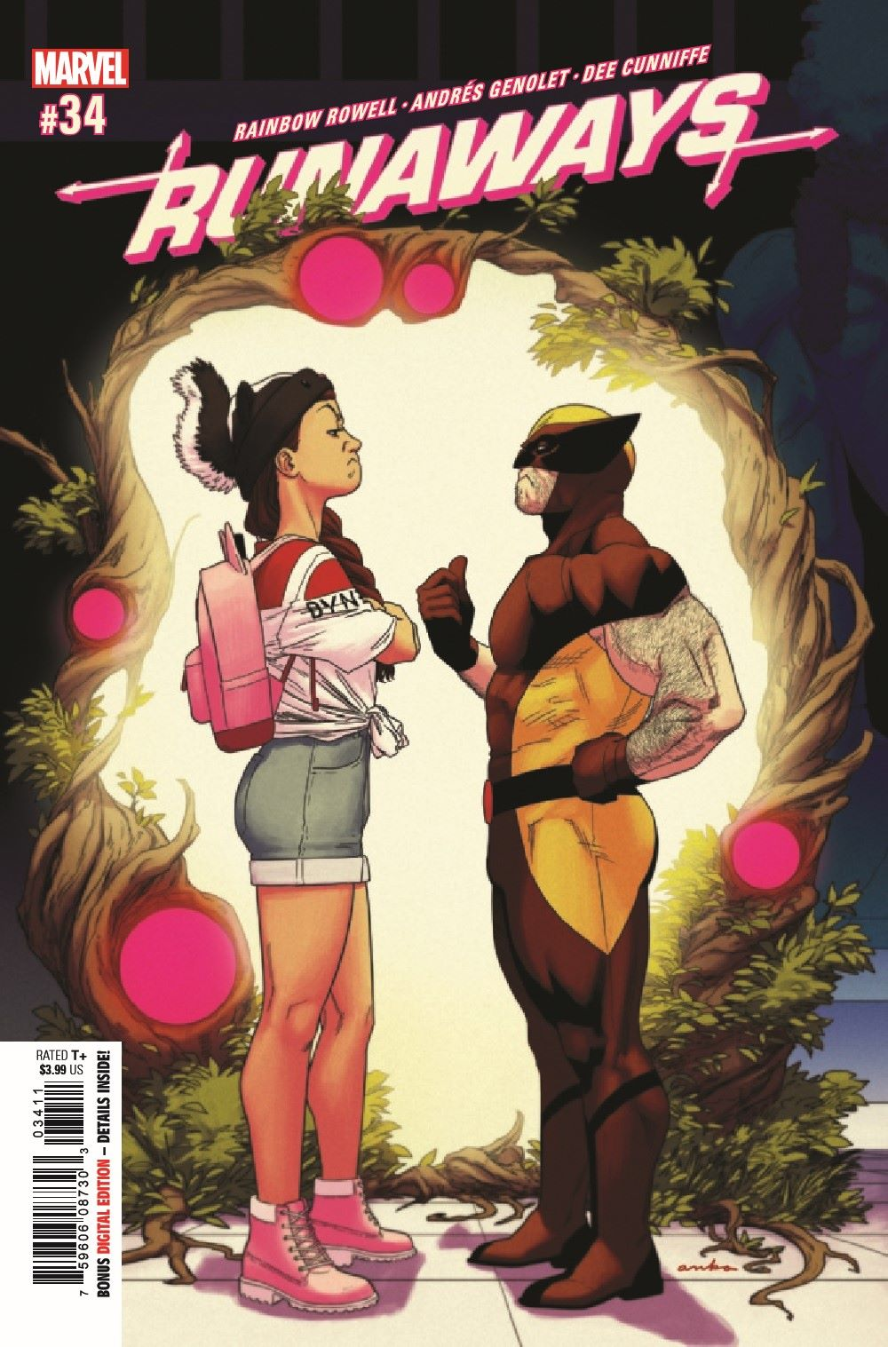 RUNAWY2017034_Preview-1 ComicList Previews: RUNAWAYS #34