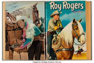 Roy-Rogers-Bound-Volume-300x201 Bound Comics Market Update: Prices Trend to FN 6.0