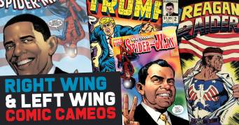 RvL-300x157 Right Wing & Left Wing Comic Cameos
