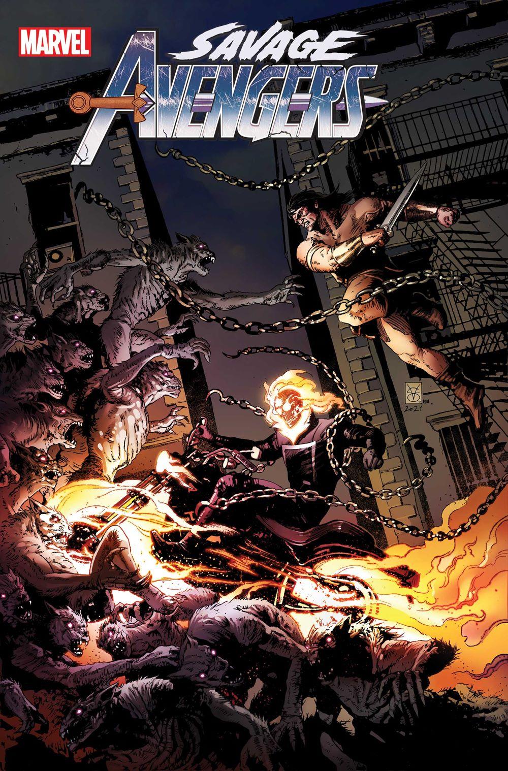 SAVAVEN2019021_Cov Marvel Comics June 2021 Solicitations