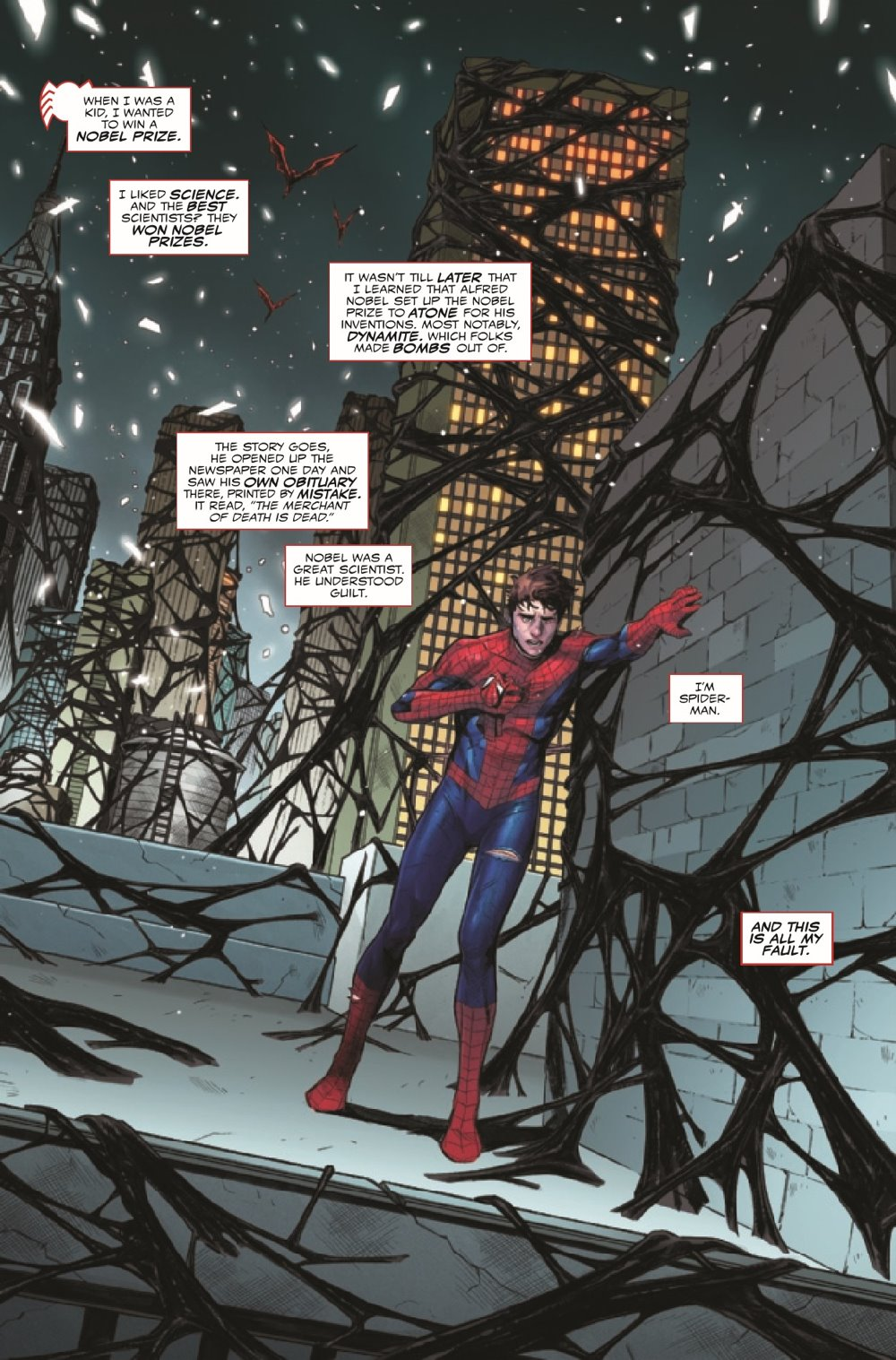 SMKIB2021001_Preview-3 ComicList Previews: KING IN BLACK SPIDER-MAN #1
