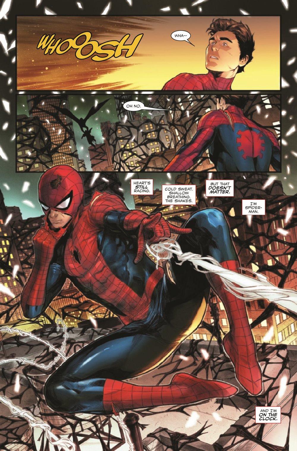 SMKIB2021001_Preview-5 ComicList Previews: KING IN BLACK SPIDER-MAN #1